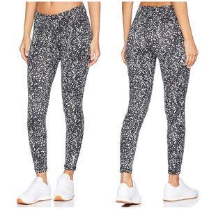b465a1bd21d5b0 Reebok Pants   X Les Mills Speckle Print Lux Bold Tight S   Poshmark